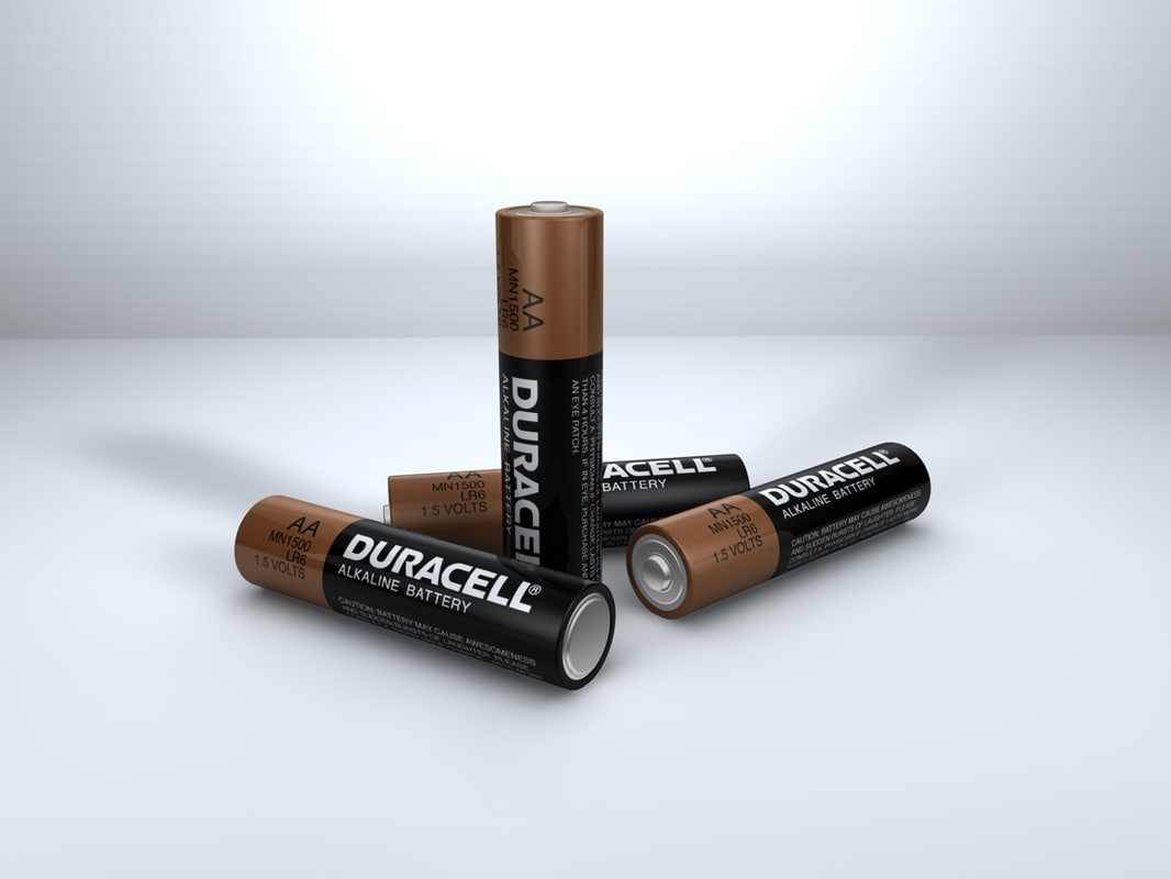 aa batteries duracell 3d 3ds