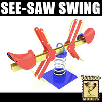 free max mode see-saw swing