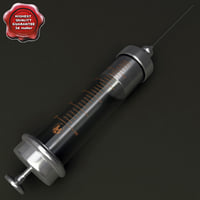 Medical Instrument Syringe