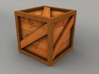 wood crate max