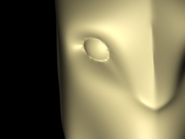 free max model avatar head