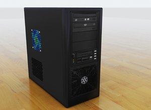 3d max desktop computer
