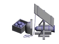 3d 3ds cannon english simple