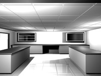 3d model lab