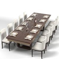 modern dining table contemporary rectangular set chair