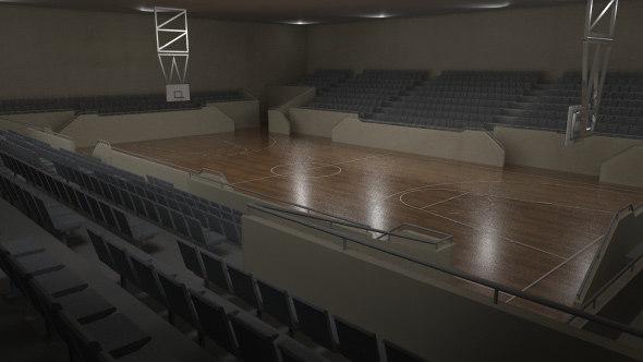 basketball court max