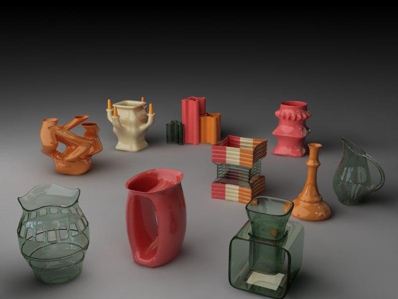 maya vases