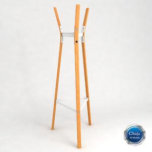3d model ronan erwan bouroullec -