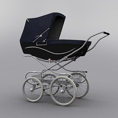 max kensington classic baby pram