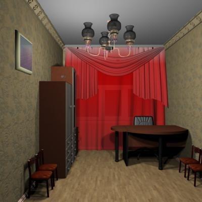 office 3d 3ds