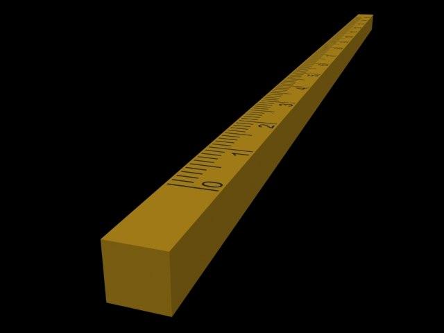 squared ruler max