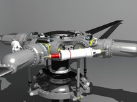 3ds max helicopter rotor