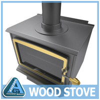 Wood Stove with Grate