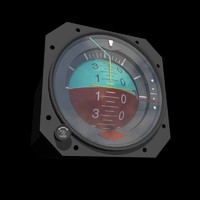 3d artificial horizon
