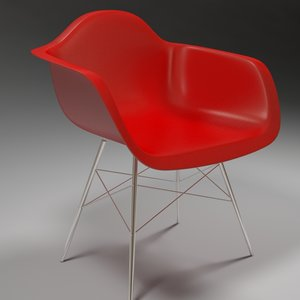 3d eams chair model