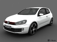 Volkswagen Golf GTI 3doors 2010