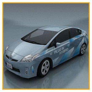 vehicle details 3d model