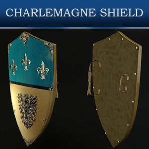 max shield charlemagne