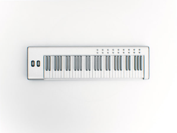 maya piano keyboard