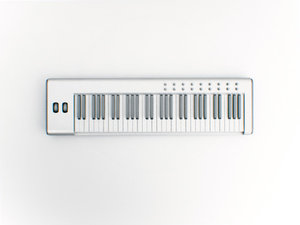 maya piano keyboard