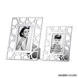 set picture frames 3d model