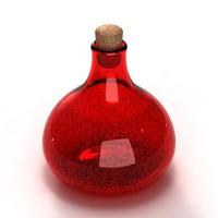potion 3d model