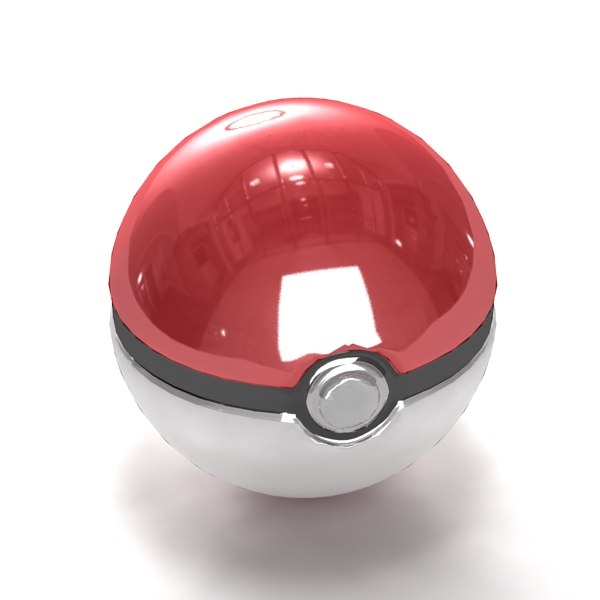pokeball ball 3ds