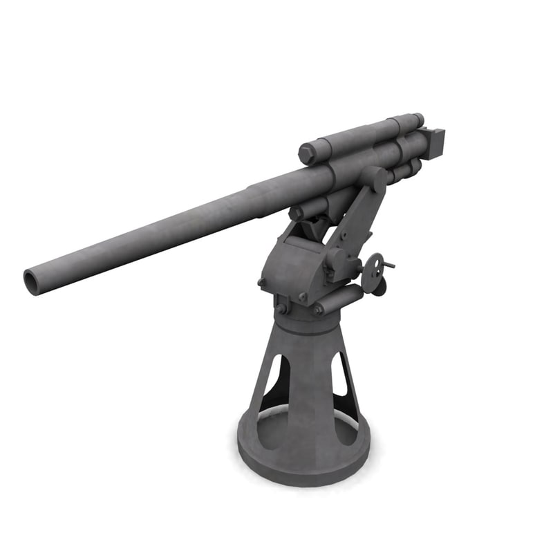 marine gun 3ds