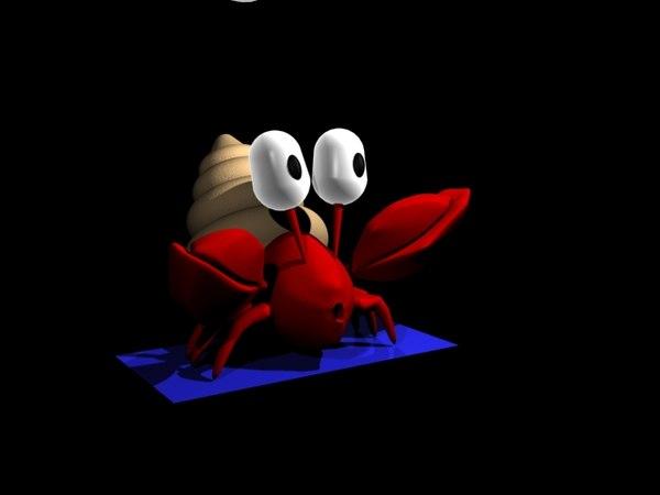 walking crab max