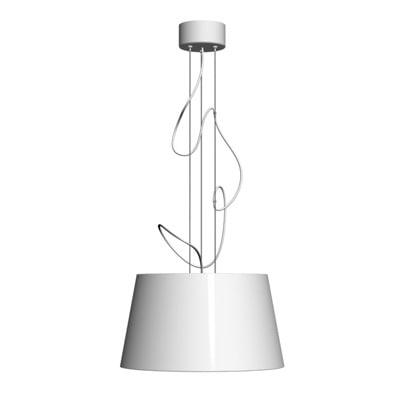 lamp kulla ikea 3d model