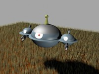 free pokemon magnezone 3d model