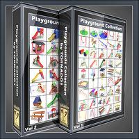 71 playground - 3d 3ds