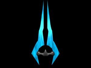 energy sword 3d model