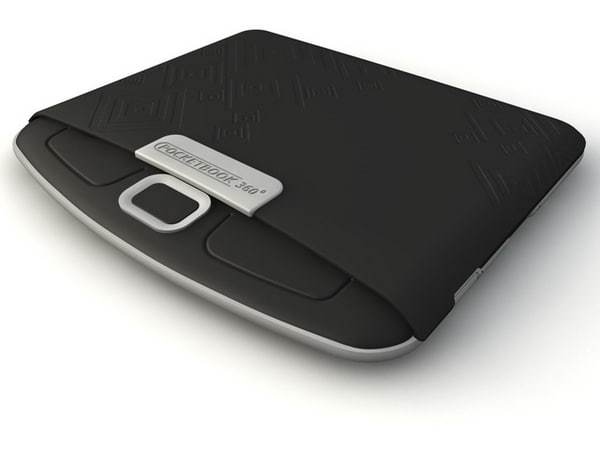 pocketbook ereader 3d model