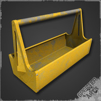3ds max toting tools carrier