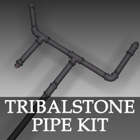 TS Galvanized Pipe Kit