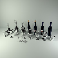 Wine and Bar Glass Pack