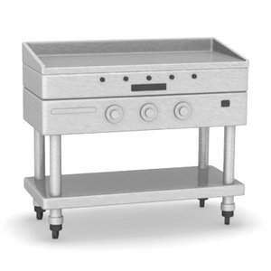 3ds kitchen machine