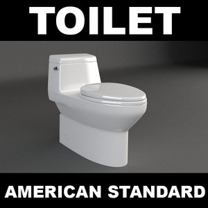 toilet modelled max