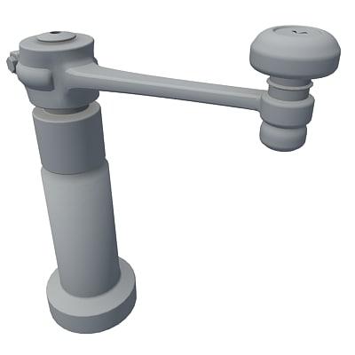 industrial element 3d model