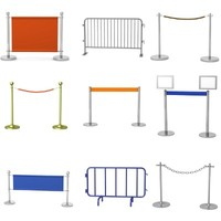 stand barriers