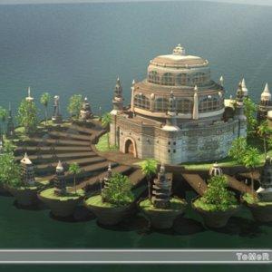 temple complex max