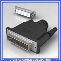 DVI-I Connector Male/Female