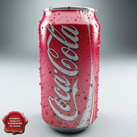 Drink Coca Cola 0,33L Aluminum Can