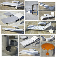 c4d gandia blasco outdoor furniture