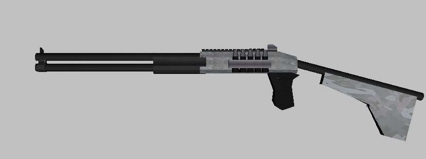 free obj model m1014 guns