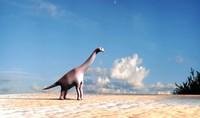 brachiosaur 3d model