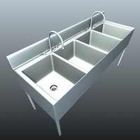 max 4 tub sink kitchen