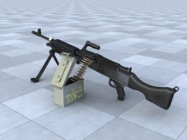 3d m240 machine