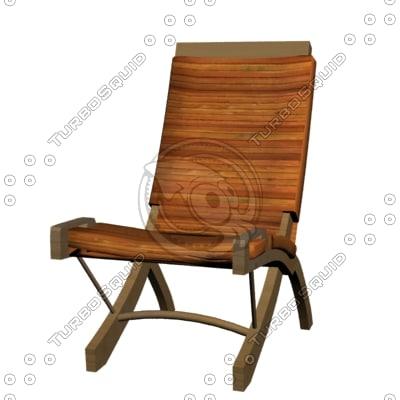 chair architectural max